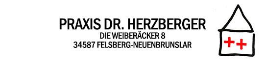 Praxis Dr. Herzberger – Felsberg Neuenbrunslar Logo